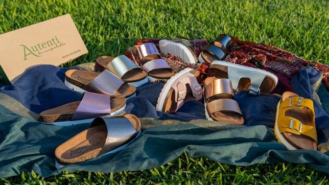 Fotografia de producto para la marca de calzado de Elche Autenti