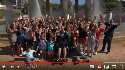 producción de spot en Alicante para campaña social de visibilización de las personas sordas