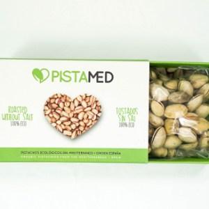 Fotografía de producto de frutos secos para Pistamed