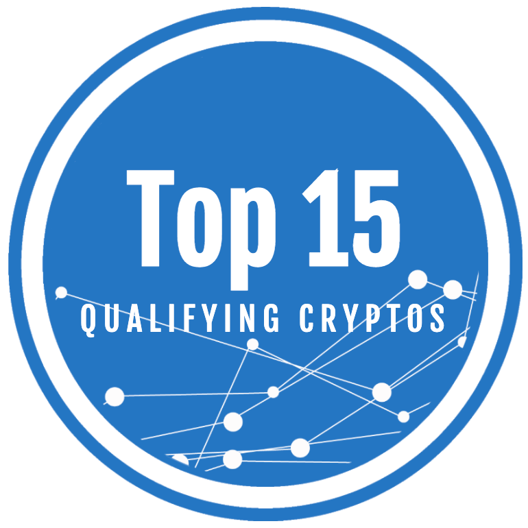 Top 15 Cryptocurrencies