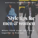 Sartorial Image Consultant Kingston Upon Thames