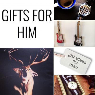 Buy online boutique gifts for him