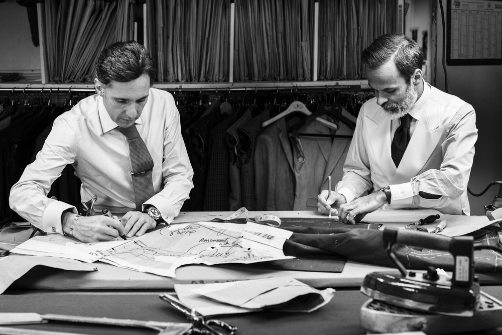 Ready-to-wear, Made-to-measure and Bespoke: Dispelling the Myths.
