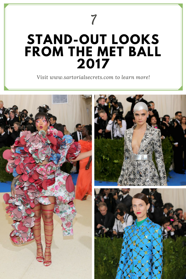 The Best Looks From the Met Gala 2017