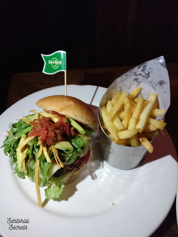 Hard Rock Cafe Came Up With the Juiciest Burgers Ever!