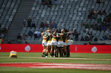 Russia withstand Imbokodo fightback at Cape Town Sevens