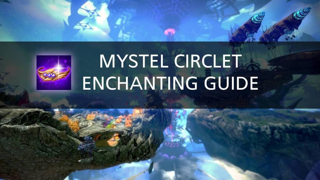 TERA Console: Mystel Circlet Enchanting