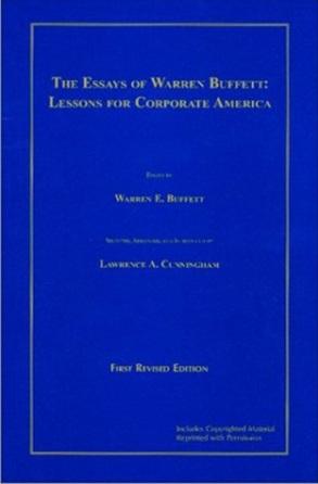 Book-of-warren-Buffett