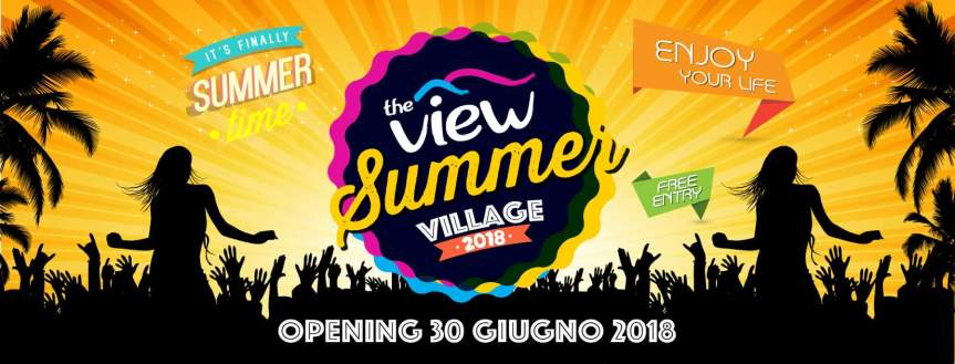 The View Summer Village: il Venerdì Latino