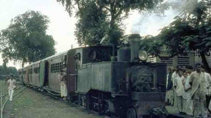 Ara Sasaram Light Railway 3