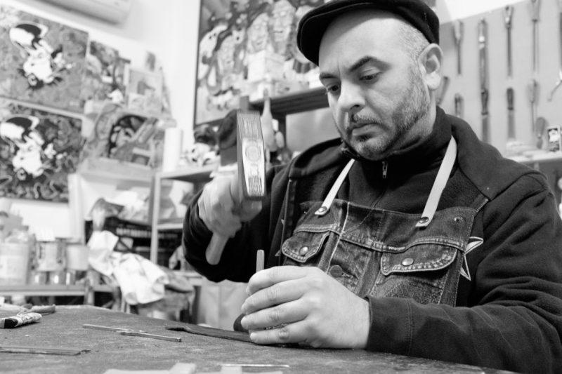 Danilo Murtas - intervista - sa scena sarda - andrea macis - nuragic island - muravera