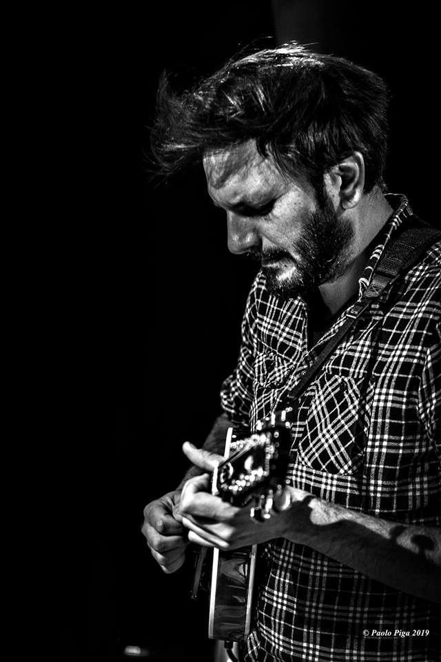Fabrizio Lai - Mattep Lepne Live - Ex-Vetreria - Paolo Piga - 2019 - live report - Sa Scena Sarda