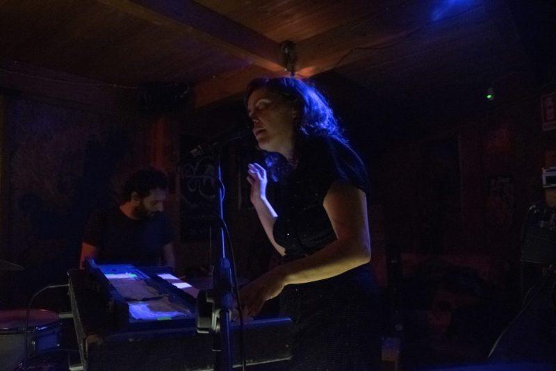 Comaneci - Sa Spendula 2.0 - Daniela Matta - live report - Sa Scena Sarda