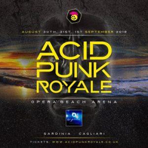 acid punk royale - 2019 - sa scena sarda