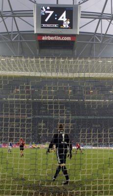 7:4 gegen Leverkusen
