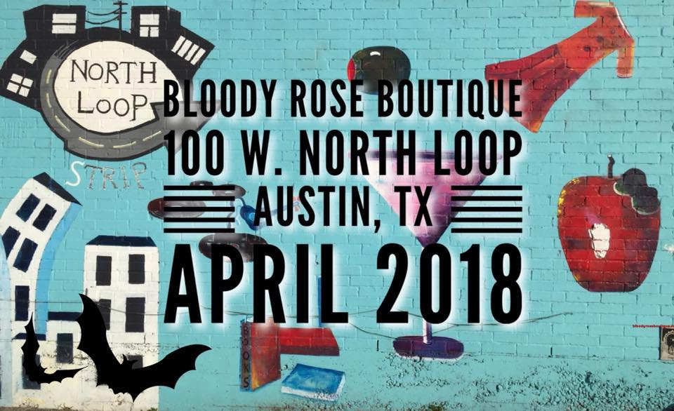 Bloody Rose Boutique Grand Opening