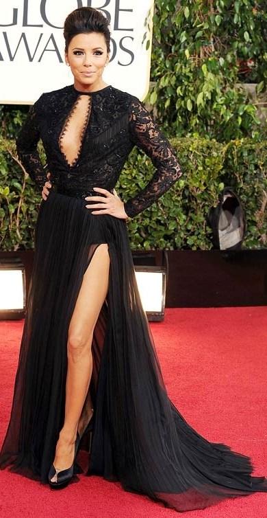Golden Globes Eva Longoria