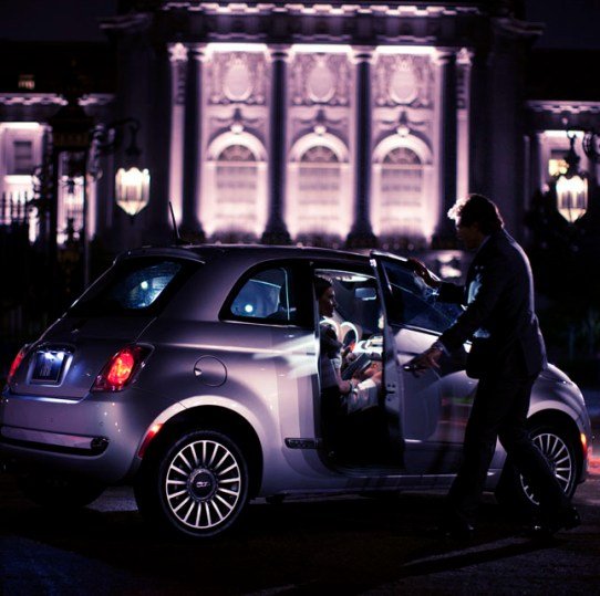 Olivia Bee for Fiat