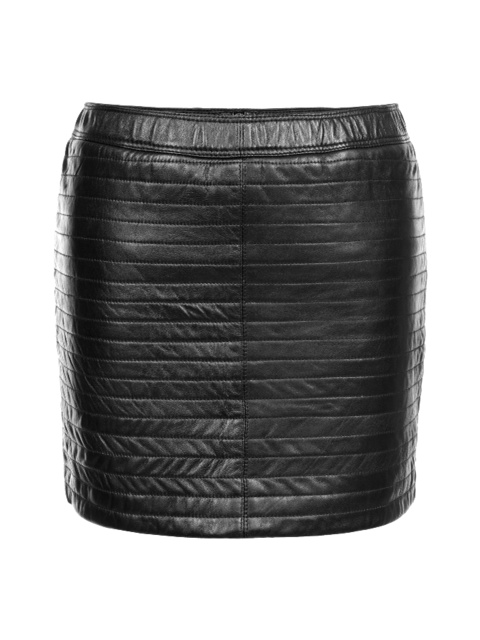 Rudsak leather skirt