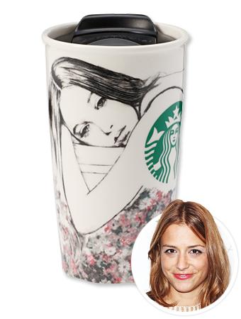 Charlotte Ronson for Starbucks
