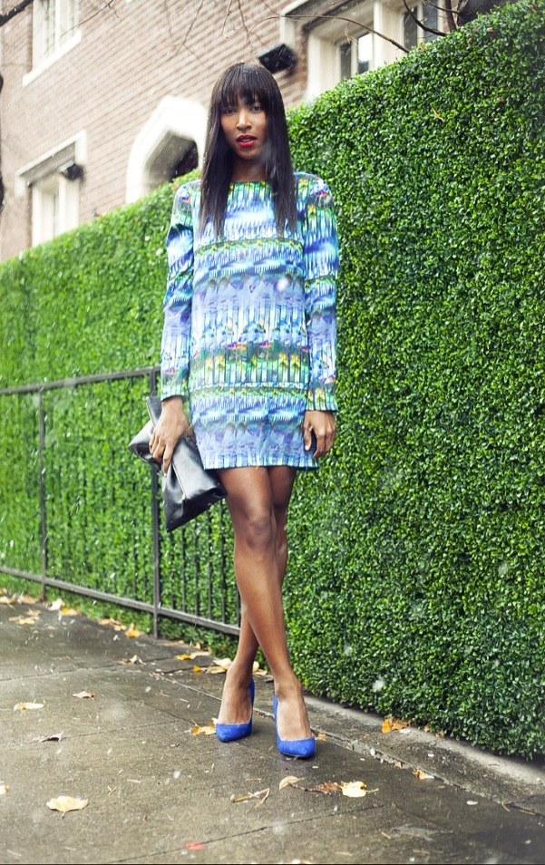 Whitney Eve Shift Dress