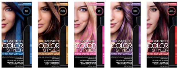 Garnier Colour Styler