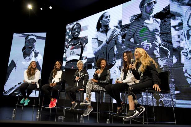 Nike World Summit Panel