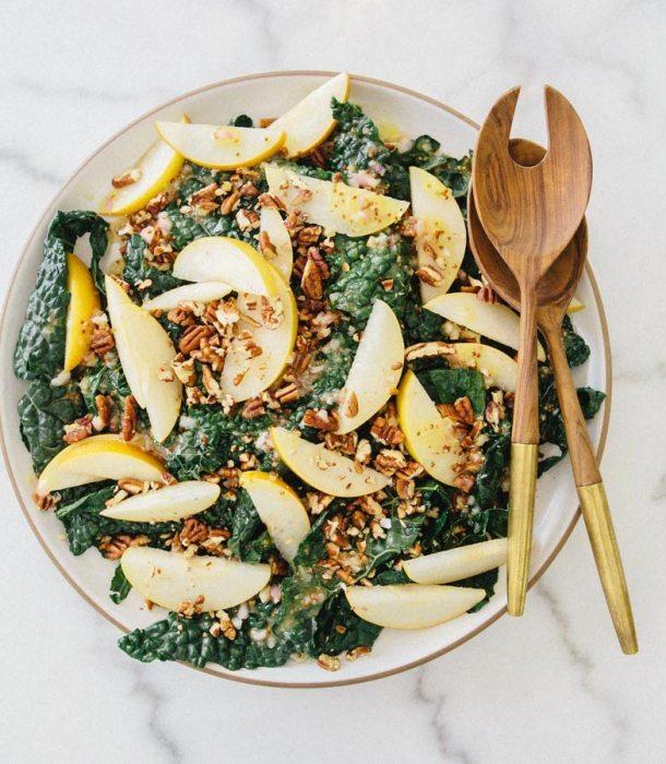 Kale Lagerfeld Salad