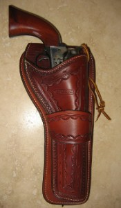 Bodie Single Loop holster