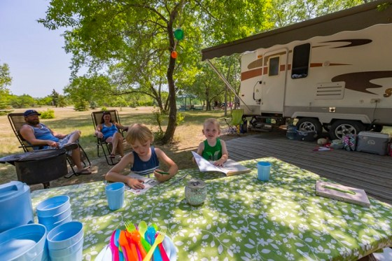 Reservations for Saskatchewan Parks 2018 Seasonal Camping Set to Launch Soon SouthWest Saskatchewan Tourism  Saskatchewan Government of Saskatchewan Cypress Hills Interprovincial Park