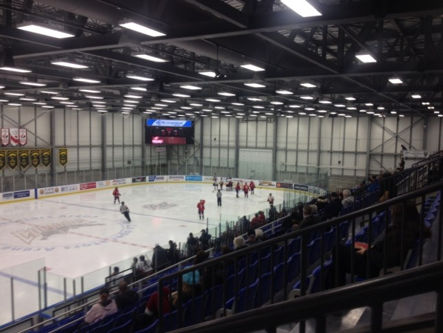 Saskatchewan Hockey Arenas Regina Co-operators Center Location