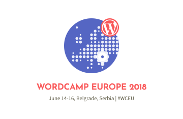 Wordcamp Europe Belgrad