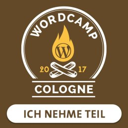WordCamp Köln 2017