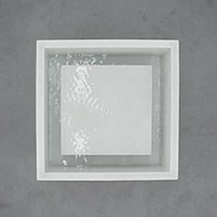 fuente | 50 x 50 x 50 cm vista zenital