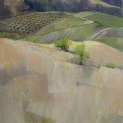 Campos  100 x 100 cm