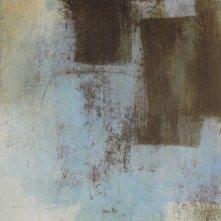 azul-marrón | 50 x 50 cm