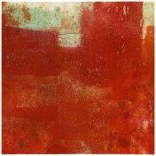 rojo-turquesa | 38 x 38 cm | edición 30 ejemplares + 1P.A.