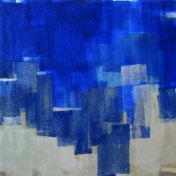 Azul #1 | 100 x 100 cm
