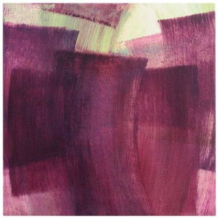 violeta-verde | 38 x 38 x 5 cm