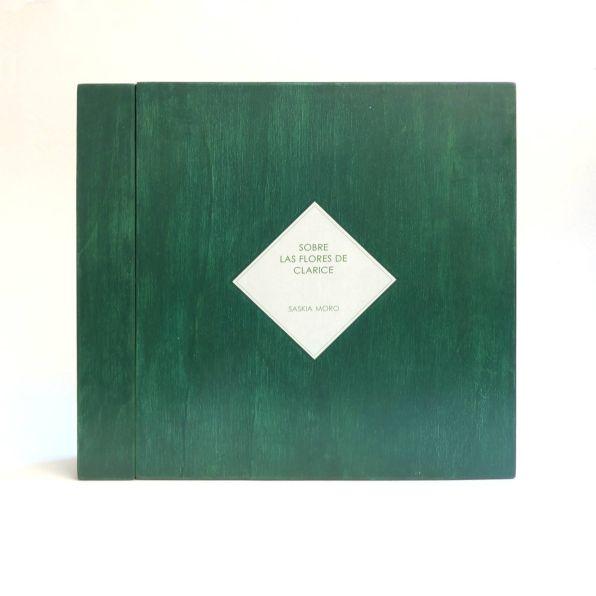 CAJA   31x34,5x5 cm   madera