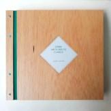 Hebario   30x33,5x5 cm   madera & tela