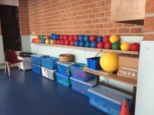 basisschool gymlokaal
