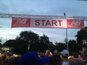 Vierdaagse Start 2013