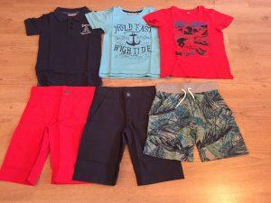 Action shoplog kleding