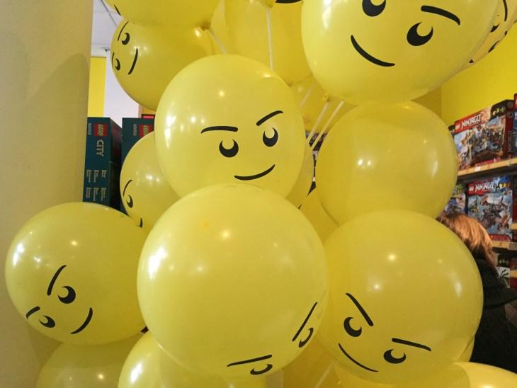Brick King LEGO ballon
