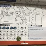 Aftelkalender Jumbo