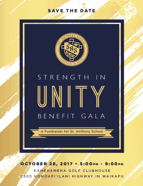 Gala - Save the Date