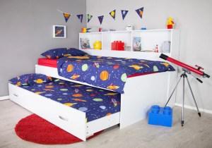 Zelda Storage Guest Bed