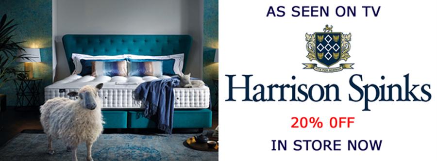 20% Off Harrison Spinks