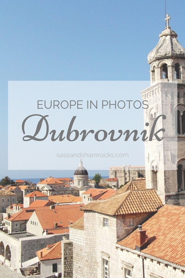 Europe in Photos Dubrovnik